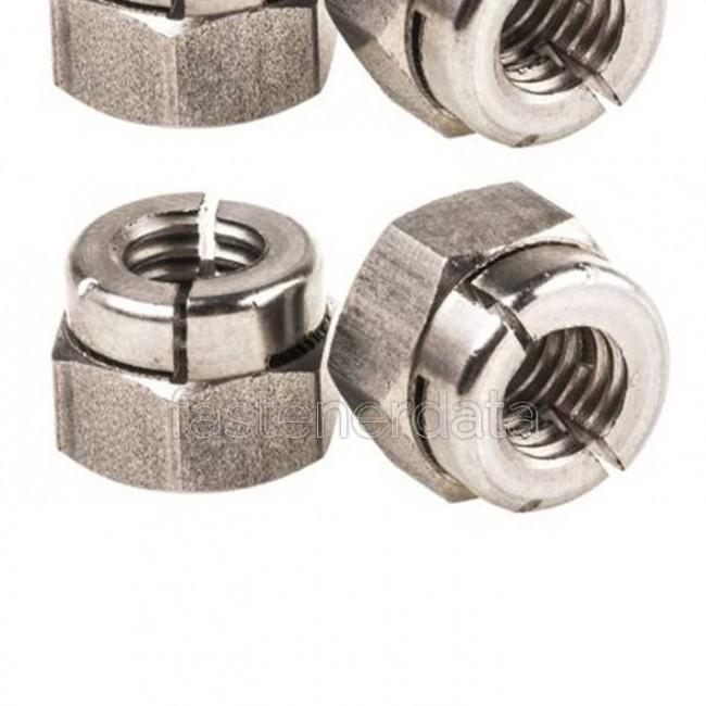 Fastenerdata Bsw Whitworth Aerotight All Metal Locking