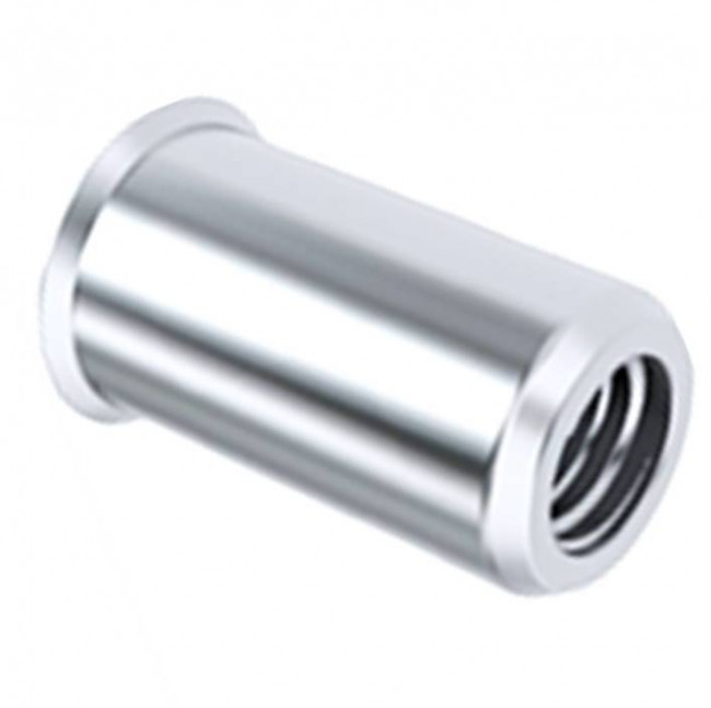 Fastenerdata Blind Rivet Nut Small Head Aluminium