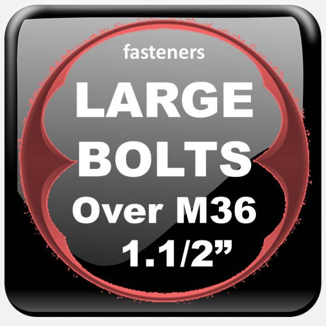 Fastenerdata - large bolts - Fastener Specifications