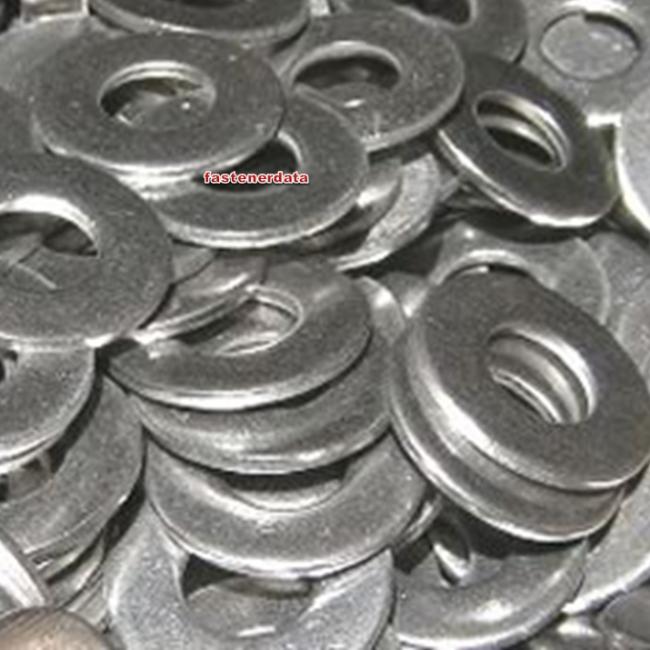 Fastenerdata - Inch Inch Washer Table 2 BA Steel BS3410