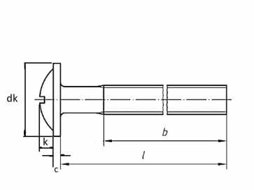 Metric Coarse Pozi Flange Pan Head Machine Screw Brass DIN967