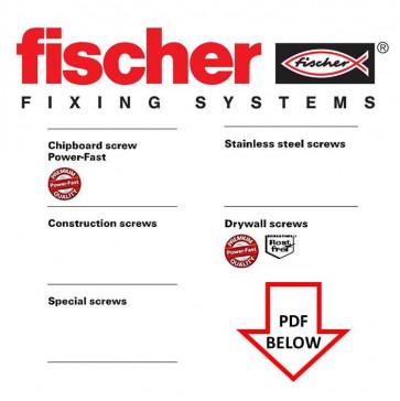 Fischer Screws