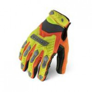 Ironclad command IEX High Viz Impact   IEX-HZI Industrial Glove