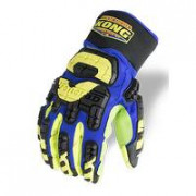 Ironclad KONG impact Cotton Corded Waterproof  INDI-CCPW Industrial Glove