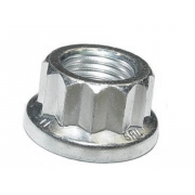 UNC 12 Point Flange Nut Steel