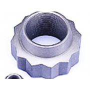 UNC 12 Point Nut Steel