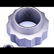 UNC 12 Point Nut Steel