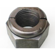Metric Coarse Aerotight All Metal Locking Nut Thick Steel