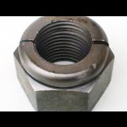 Metric Coarse Aerotight All Metal Locking Nut Thick Steel