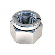 Metric Coarse Aerotight All Metal Locking Nut Thick Stainless-Steel-A4