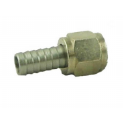 Metric Coarse Barb Nut Steel