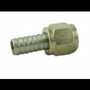 Metric Coarse Barb Nut Steel