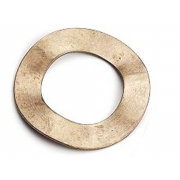 Metric Double Dished (Wave) Crinkle Washer Beryllium Copper BS4463