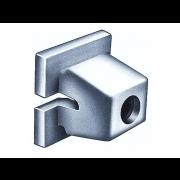 Metric Coarse Captive Nut Steel