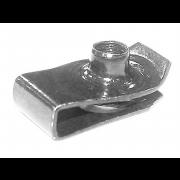 Metric Coarse Chimney Spring Nut Spring-Steel