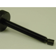 UNC Knurled Head Clamping Screw Small Pad Steel