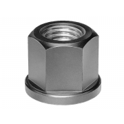 UNC Hexagon Collar Nut Steel
