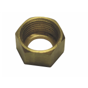 BSP Coupling Nut Brass DIN3872