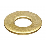Metric Form A Flat Washer Brass DIN125A