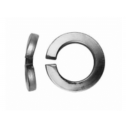 Metric Curved Split Lock Spring Washer Stainless-Steel-A2 DIN128A