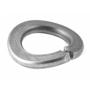 Metric Wave Split Lock Spring Washer Stainless-Steel-A2 DIN128B