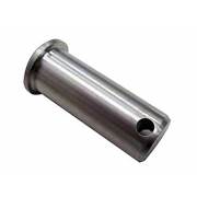 Metric Clevis Pin with Pin Hole Steel DIN1444B ISO2341B