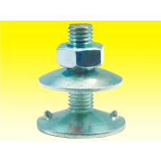 Metric Coarse Elevator Bucket Bolt Stainless-Steel 18/8-304-A2 DIN15237