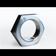 Metric Coarse Hexagon Pipe Nut Steel DIN431