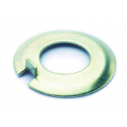 Metric Washer with External Tab Brass DIN432