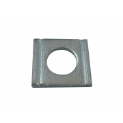 Metric Square Taper Washer 8% Steel DIN434