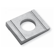 Metric Square Taper Washer 8% Stainless-Steel-A2 DIN434