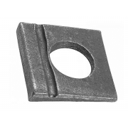 Metric Square Taper Washer 14% Steel DIN435
