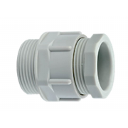 Metric Coarse Cable Gland Nut Plastic DIN46320