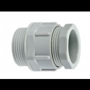 Metric Coarse Cable Gland Nut Plastic DIN46320