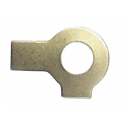Metric Two External Tab Locking Washer Brass DIN463