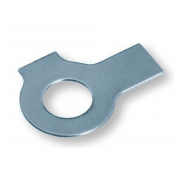 Metric Two External Tab Locking Washer Stainless-Steel-A2 DIN463