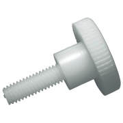 Metric Coarse Knurled Thumb Screw Nylon-66 DIN464