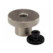 Metric Coarse Round Knurled Thumb Nut Stainless-Steel-A5 NF27-459