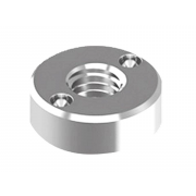 Metric Coarse Round Double Pin Nut Stainless-Steel-A1 DIN547