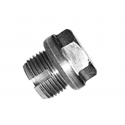 Metric Hexagon Head Plug with Vent Steel DIN5586A