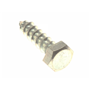 Metric Hexagon Coach Screw Brass DIN571