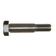 Metric Coarse Hexagon Fit Bolt H7 with Long Thread Grade-8.8 DIN609