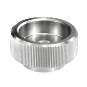 Metric Coarse Knurled Seat Nut  Stainless-Steel DIN6303