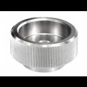 Metric Coarse Knurled Seat Nut  Stainless-Steel DIN6303