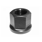 Metric Coarse Hexagon Nut with Collar Hight 1.5D Stainless-Steel-A2 DIN6331