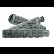 Metric Coarse Set Screw Thrust Point Grade-5.8 Hard-End DIN6332