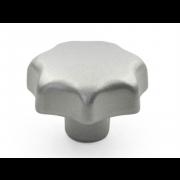 Metric Coarse Grip Knob Cast Iron DIN6336K