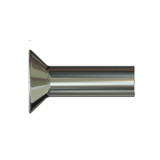 Metric Countersunk Head Solid Rivet Steel DIN661