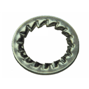 Metric Internal Toothed (Fan Disc) Serrated Lock Washer Spring-Steel DIN6798I