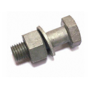 Metric Coarse Structural Hexagon Bolt 1.1/2D HSFG Grade-12.9 DIN6914